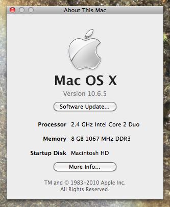 macbook, スペック