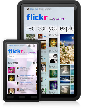 flickr, windows 7,