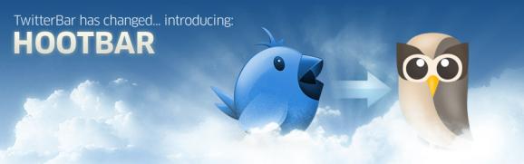 tweetbar, hootbar