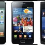 samsung, arc, iphone