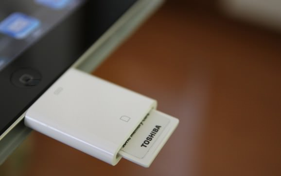 ipad sd card adapter