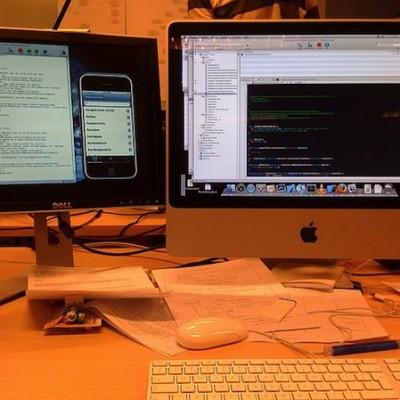 iOS Developer Desktop