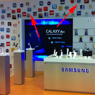Samsung-Apple-Apps