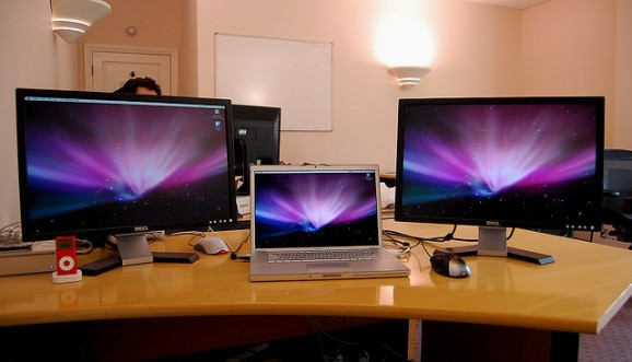 mac workspace