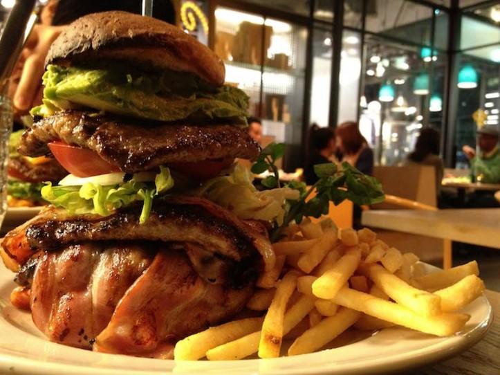 Glorious Beef Burger