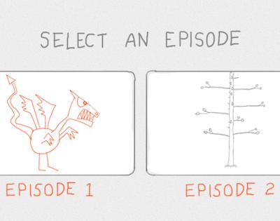 draw a stickman
