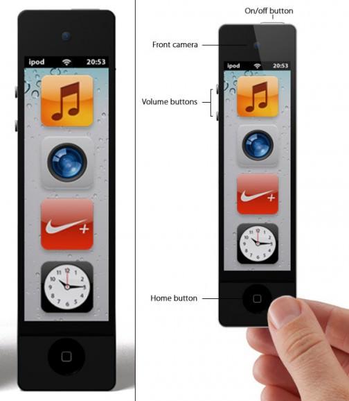 ipod touch nano