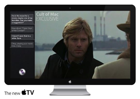 AppleTV HDTV