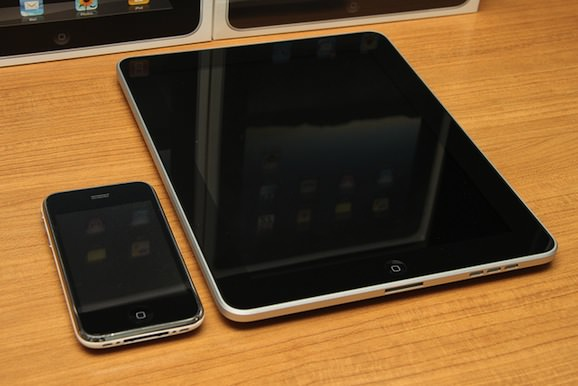 ipad 4, iphone 5