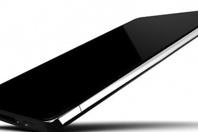 iPhone リキッドメタル