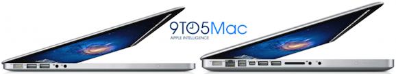薄型化 MacBook Pro