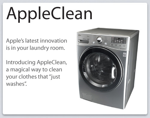 apple clean