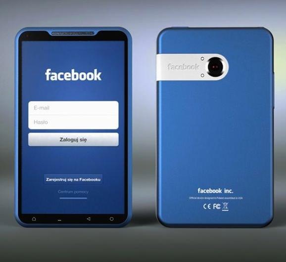 facebookフォン