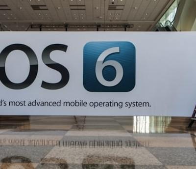 iOS 6 WWDC2012