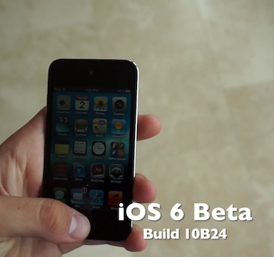 ios6 beta