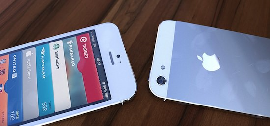 iphone 5 レンダリング