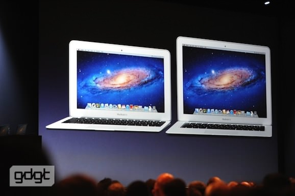 macbook air 2012 wwdc