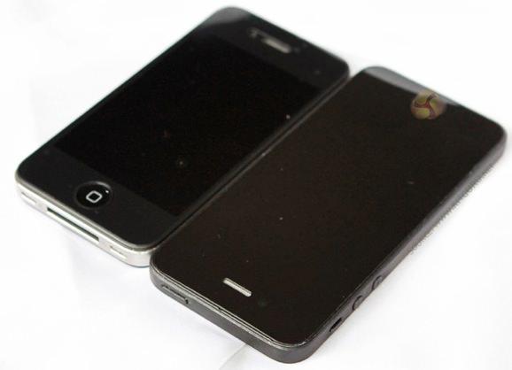 IPhone5 モックアップ