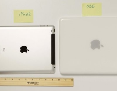 ipad プロトタイプ 比較