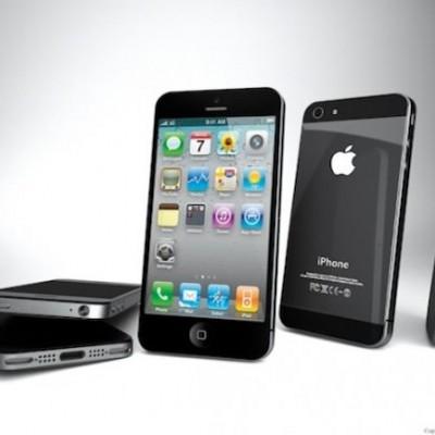 iphone 5 コンセプトイメージ