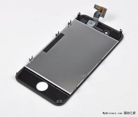 iphone 5 フロント