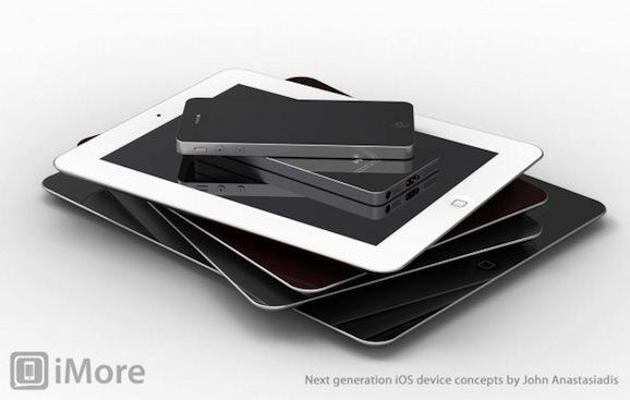 iPhone 5 ipad mini