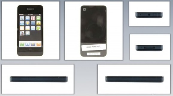 iPhone プロトタイプ