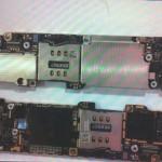 iPhone logicboard