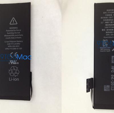 iphone 5 電池パック