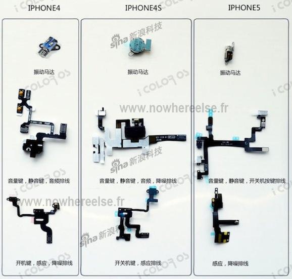 iPhone 5 比較