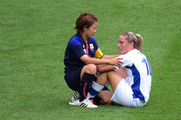 日本女子サッカー
