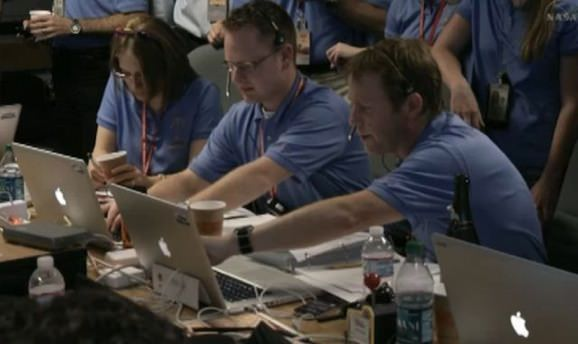 NASA Macbook