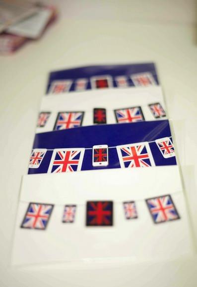 ロンドンオリンピック記念バッジ