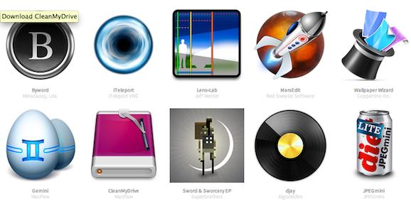 retina mac apps