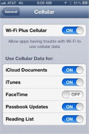 wifi cellular