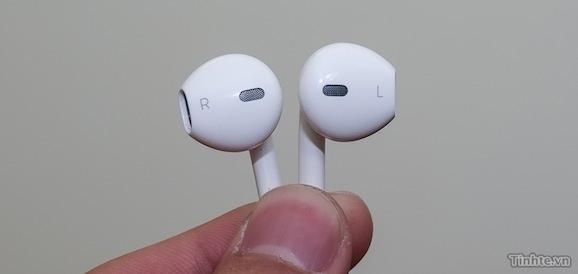 apple イヤフォン