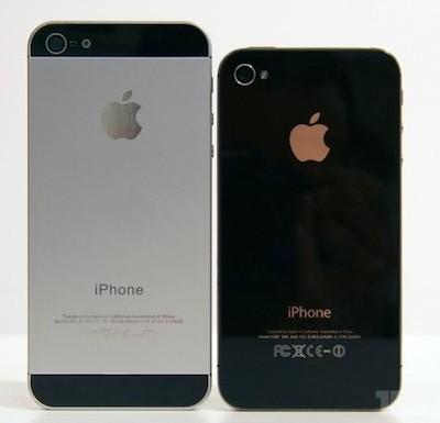 iphone 5 iphone 4s 比較