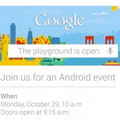 Join us for an Android event
