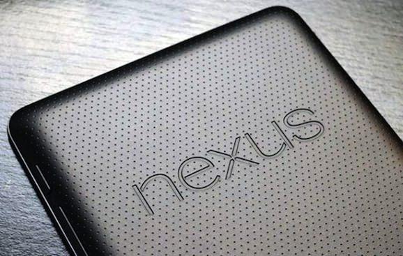Google Nexus タブレット
