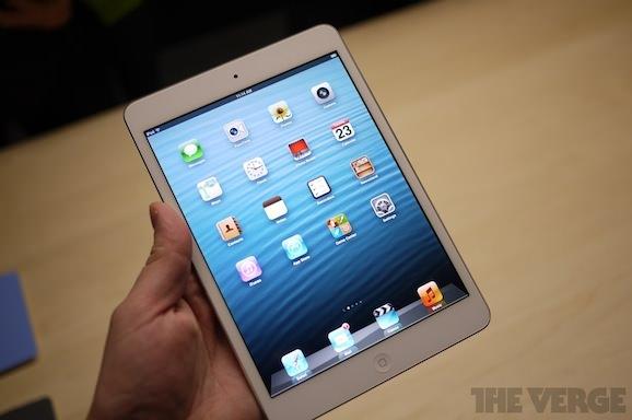 iPad mini レビュー