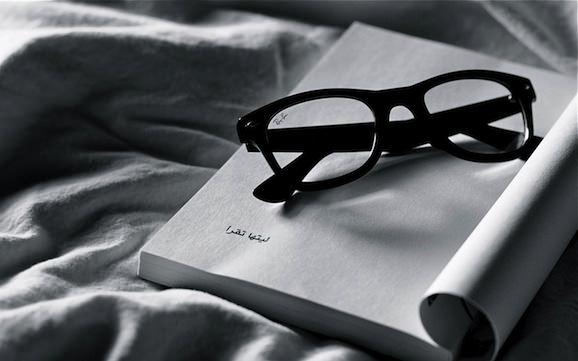 黒縁メガネがおしゃれでかっこいい壁紙