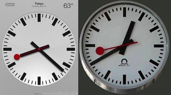 Apple スイス時計