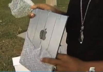 iPad 詐欺