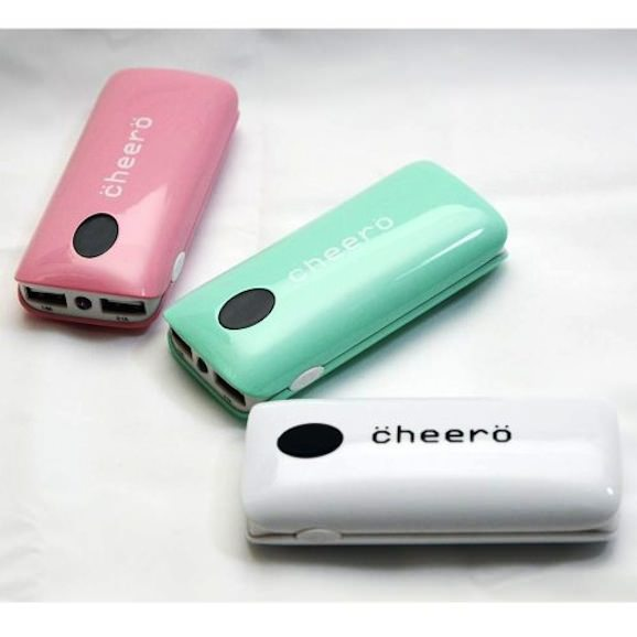 Cheero Power Grip