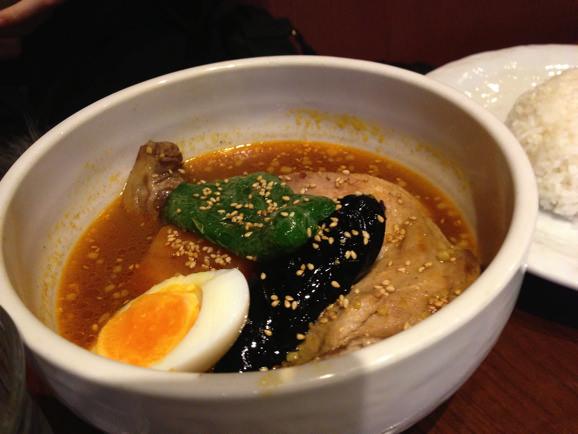 SHANTi スープカレー 渋谷