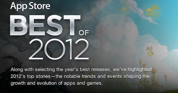 Appstorebestof2012
