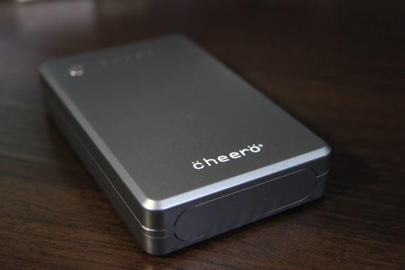 Cheero powerplus 10000 15