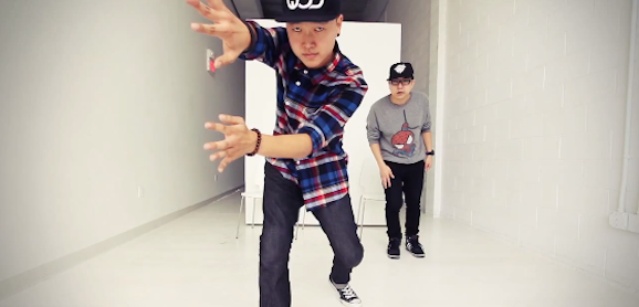 Dance beatboxing