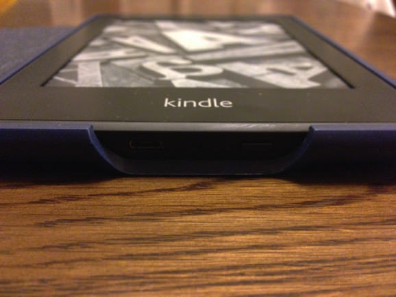 Kindle Paperwhite レザーケース