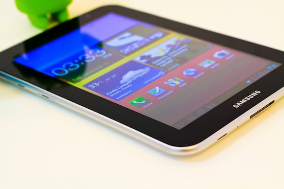 Samsung タブレット